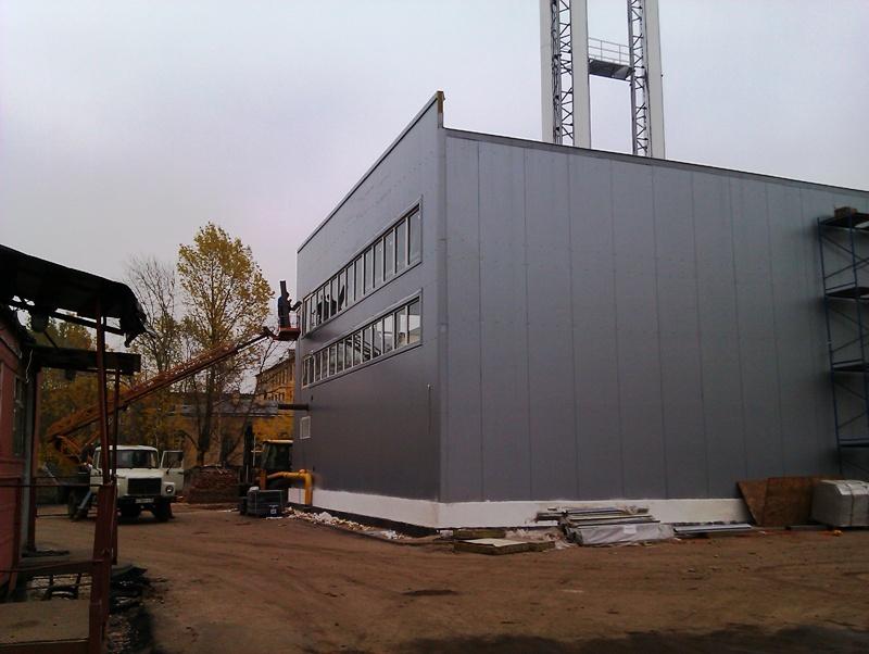 строительство газовых котельных в спб